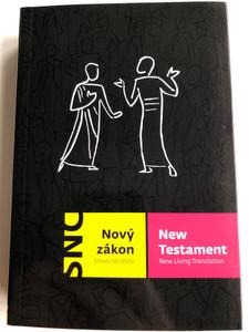 English-Czech Bilingual NT / Nový zákon - Slovo na cestu / New Testament - New Living Translation (NLT) / [small size] / Česká biblicka společnost 2016 / Paperback (9788075450272)