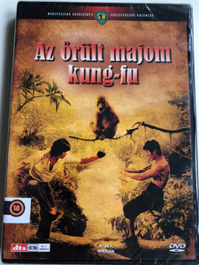 Mad monkey kung fu (Feng hou) DVD 1979 Az őrült majom kung-fu / Directed by Chia-Liang Liu / Starring: Hsi Chang, Hou Hsiao, Kara Hui, Chia-Liang Liu, Lieh Lo (5999882942506)