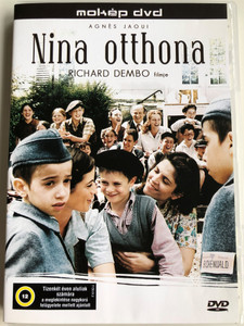 La maison de Nina (Nina's house) DVD 2005 Nina Otthona / Directed by Richard Dembo / Starring: Agnès Jaoui, Sarah Adler, Katia Lewkowicz (5996357343035)