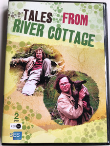 Tales from River Cottage DVD 2003 / Series Directors: Zam Baring, Garry John Hughes, Andrew Palmer, Billy Paulett / Written and presented by Hugh Fearnley-Whittingstall / 2 DVD Box (5060345981339)