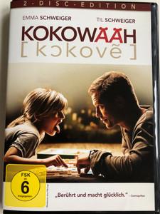 Kokowääh DVD 2011 / Directed by Til Schweiger / Starring: Til Schweiger, Emma Tiger Schweiger, Jasmin Gerat, Samuel Finzi / 2 Disc Edition (5051890034311)