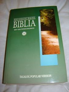 MAGANDANG BALITA BIBLIA / MAY DEUTEROCANONICO / Tagalog Bible TVP 050 DC