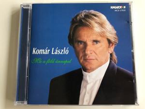 Komár László – Ma A Föld Ünnepel / Hungaroton Audio CD 1998 / HCD 37935