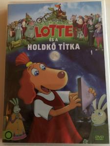 Lotte ja kuukivi saladus DVD 2011 Lotte és a holdkő titka (Lotte and the Moonstone Secret) / Directed by Heiki Ernits, Janno Põldma / Voice Cast: Evelin Pang, Margus Tabor, Mait Malmsten, Mikk Jürjens (5999546337662)