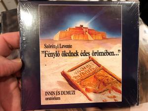 """Szörényi Levente - """"Fénylő ölednek édes örömében..."""" / Audio CD 1998 / Innin és Dumuzi oratórium / Zikkurat Produkció – Zc-004 (Zc-004)"""