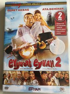Eyyvah Eyvah 2 DVD 2011 / Directed by Hakan Algül / Starring: Ata Demirer, Demet Akbağ, Salih Kalyon, Alican Yücesoy (8697428310297)