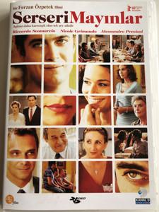 Mine vaganti DVD 2010 Serseri Mayinlar (Loose Cannons) / Directed by Ferzan Özpetek / Starring: Riccardo Scamarcio, Alessandro Preziosi, Nicole Grimaudo, Lunetta Savino (8697762827024)