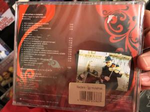 Nadara / Transylvanian Gipsy Band - Erdélyi Cigányzenekar / Így Mulattnak A Cigányok - Erdélyi Magyar És Cigány Népzene / Dancs Market Records Audio CD 2008 / 5999500036877