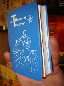 LE NOUVEAU TESTAMENT / French Pocket New Testament [Vinyl Bound]