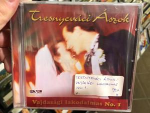 Tresnyeváci Ászok – Vajdasági Lakodalmas N° 1 / Aréna Holding Audio CD 2005 / 223369