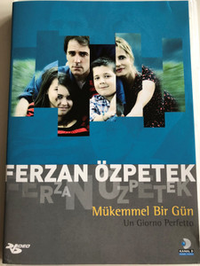 Un giorno perfetto DVD 2008 Mükemmel Bir Gün (A Perfect Day) / Directed by Ferzan Özpetek / Starring: Isabella Ferrari, Valerio Mastandrea (8697762816080)