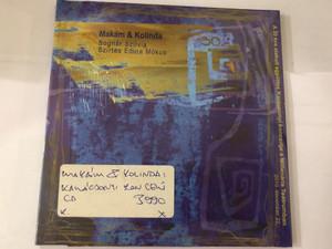 Makám & Kolinda – 30. / Bognar Szilvia, Szirtes Edina Mokus / Z Paraván BT Audio CD 2011 / ZPCD013