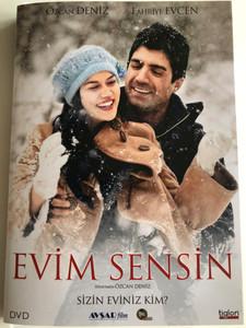 Evim Sensin DVD 2012 / Directed by Özcan Deniz / Starring: Özcan Deniz, Fahriye Evcen, Sait Genay (8697333351583)