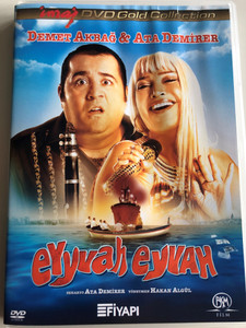 Eyyvah Eyvah DVD 2010 / Directed by Hakan Algül / Starring: Ata Demirer, Demet Akbag, Salih Kalyon, Meray Ülgen, Bülent Şakrak, Tanju Tuncel (8697428130437)