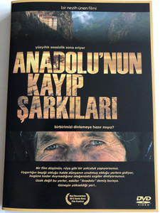 Anadolu'nun Kayıp Şarkıları 2008 DVD Lost Songs of Anatolia / Directed by Nezih Ünen / Starring: Cemile Yıldırım, Çetin İçten, Osman Turan, Osman Efendioğlu (8680621060014)