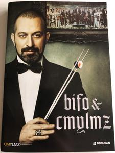 Bifo & Cmylmz DVD 2011 / Directed by Murat Dündar / Conducted by Cem Yilmaz / Borusan İstanbul Filarmoni Orkestrası / 2011 Concert Performance (8697333035384)