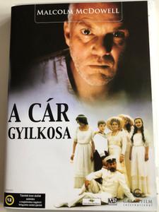 Assassin of the Tzar DVD A Cár gyilkosa (Цареубийца) / Directed by Karen Shakhnazarov / Starring: Oleg Yankovsky, Malcolm McDowell, Armen Dzhigarkhanyan (5999554701479)