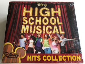 High School Musical - Hits Collection / Disney Channel / Walt Disney Records Box Set 5x Audio CD 2007 / 5099951483326