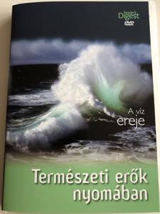 A víz ereje DVD 2011 Reader's Digest / Természeti erők nyomában / The Power of water / Nature Documentary (AVizErejeDVD)