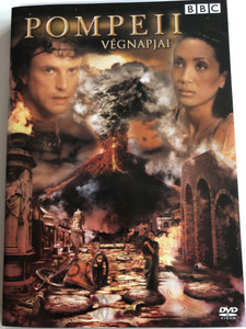 Pompeii - The last days DVD 2003 Pompeii végnapjai / BBC / Directed by Peter Nicholson / Starring: Tim Pigott-Smith, Jonathan Firth, Jim Carter (5996473005145)