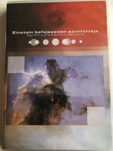 Einstein befejezetlen szimfóniája DVD Einstein's unfinished symphony / Egy film a gravitációs hullámokról / A film about gravitational waves / Directed by Erdőss Pál (EinsteinDVD)