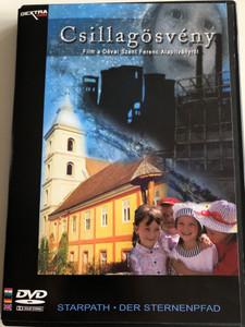Starpath - Der Sternenpfad DVD Csillagösvény - Film a Dévai Szent Ferenc Alapítványról / Directed by Vándor Attila / Hungarian - German - English / (StarpathDVD)