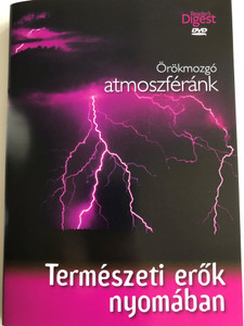 Örökmozgó atmoszféránk DVD 2011 Reader's Digest / Természeti erők nyomában / Our Dynamic Atmosphere / Nature Documentary (AtmosphereDVD)