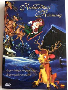 Annabelle's Wish DVD Karácsonyi Kívánság / Egy kisborjú megszületik... Egy legenda kezdődik / Directed y Roy Wilson / Starring: (5999553601886)