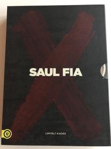Saul Fia (Son of Saul) Bluray + DVD 2015 Limited Edition - Limitált Kiadás / Directed by Nemes László / Starring: Géza Röhrig, Levente Molnár, Urs Rechn / 3 disc digipack with Booklet (5999546337808)