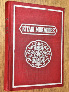 Kitabi Mukaddes / Turkish Bible / 1993 Printed in Turkey / Eski ve Yeni Ahit