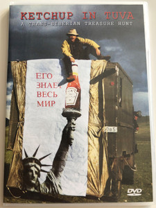 Ketchup in Tuva: A Trans-siberian Treasure Hunt DVD 2009 / Directed by Eike Schmitz / Starring: Jeremy Pine, Elena Tsareva, Vladimir Semjonov, Alexander Sevseev / Documentary (KetchupInTuvaDVD)