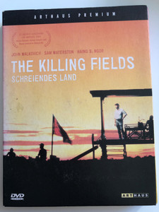 Schreiendes Land DVD 1984 The Killing Fields / Directed by Roland Joffe / Starring: Sam Waterston, Dr. Haing S. Ngor, Craig T. Nelson, John Malkovich, Athol Fugard (4006680037448)