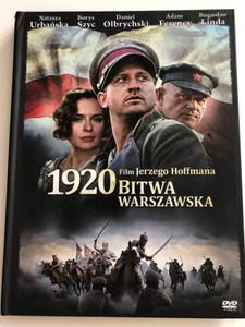 1920 Bitwa Warszawska DVD 2011 Warsaw battle / Directed by Jerzy Hoffman / Starring: Borys Szyc, Natasza Urbańska, Daniel Olbrychski (9788377692011)