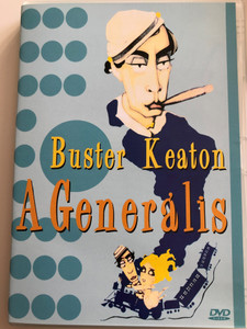 The General DVD 1927 A Generális / Directed by Buster Keaton, Clyde Bruckman / Starring: Buster Keaton, Marion Mack (5999881767728)