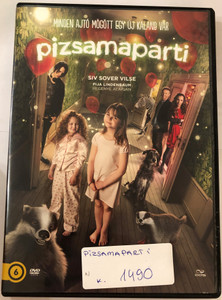 Siv sover vilse (Pajama party) DVD 2016 Pizsamaparti / Directed by Lena Hanno, Catti Edfeldt / Starring: Astrid Lövgren, Lilly Brown, Henrik Gustafsson, Sofia Ledarp (5996471002771)
