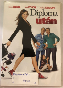 Post Grad DVD 2009 Diploma után / Directed by Vicky Jenson / Starring: Alexis Bledel, Zach Gilford, Michael Keaton, Jane Lynch (5996255732443)