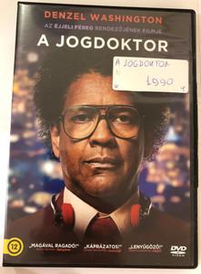 Roman J. Israel, Esq. DVD 2017 A Jogdoktor / Directed by Dan Gilroy / Starring: Denzel Washington, Colin Farrell, Carmen Ejogo, Shelley Hennig (5948221490154)