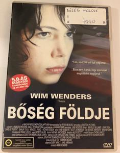 Land of Plenty DVD 2004 Bőség földje / Directed by Wim Wenders / Starring: Michelle Williams, John Diehl (5999553600162)