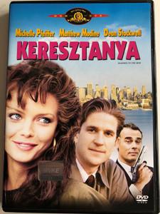 Married to the Mob DVD 1988 Keresztanya / Directed by Jonathan Demme / Starring: Michelle Pfeiffer, Matthew Modine, Dean Stockwell, Mercedes Ruehl, Alec Baldwin (5996255709544)