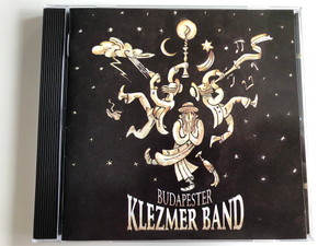 Budapest Klezmer Band ‎– A Nakht In Gan Eydn / Audio CD 1995 / BKB 95/1