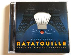 Ratatouille - Music By Michael Giacchino / Disney, Pixar / Walt Disney Records Audio CD 2007 / 094639719624