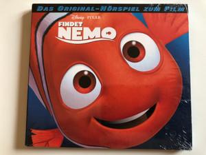 Das Original-Hörspiel Zum Film / Findet Nemo / Disney, Pixar / Walt Disney Records Audio CD 2013 / 19984