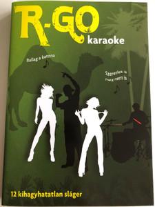 R-Go karaoke DVD / 12 kihagyhatatlan sláger / Ballag a katona, Szeretlek is meg nem is / (5999557442119)