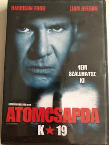 K-19: The Widowmaker DVD Atomcsapda K-19 / Directed by Kathryn Bigelow / Starring: Harrison Ford, Liam Neeson (5999075601586)