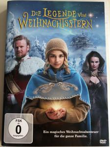 Die Legende vom Weihnachtsstern DVD 2012 Reisen til julestjernen / Directed by Nils Gaup / Starring: Vilde Zeiner, Anders Baasmo Christiansen, Agnes Kittelsen, Stig Werner Moe (4006448762148)