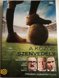 United Passions DVD 2014 Közös szenvedély / Directed by Frédéric Auburtin / Starring: Gérard Depardieu, Sam Neill, Tim Roth (5999542818738)