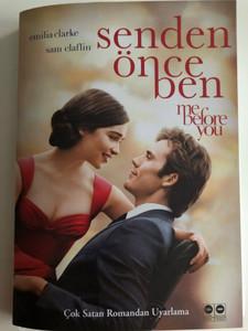 Me before you DVD 2016 Senden önce ben / Directed by Thea Sharrock / Starring: Emilia Clarke, Sam Claflin (8680979017272)