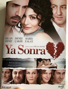 Ya Sonra DVD And then What? / Directed by Özcan Deniz, Baran Özcaylan / Starring: Deniz Çakır, Özcan Deniz, Barış Falay, Ragıp Savaş (8698907206155)