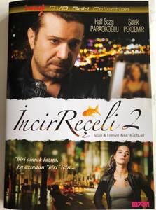 Incir Receli 2 DVD 2014 Fig Jam 2 / Directed by Aytaç Ağırlar / Starring: Halil Sezai, Şafak Pekdemir (8697762828045)