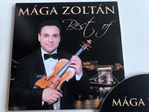 Mága Zoltán ‎– Best Of / Mága Zoltán Self-released Audio CD